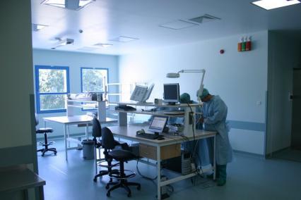 Bau einer Abteilung für Sterilgutversorgung  in ŁÓDŹ