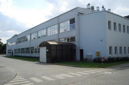 Produktionsanlage in Nowy Tomyśl